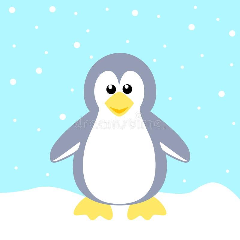 Pinguin vektor abbildung