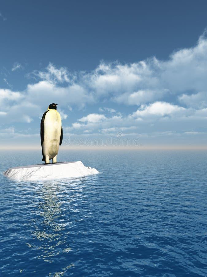 pingwin ilustracji