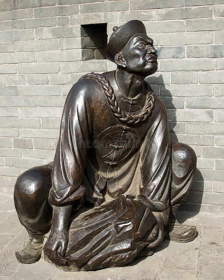 pingyao zdjęcia royalty free