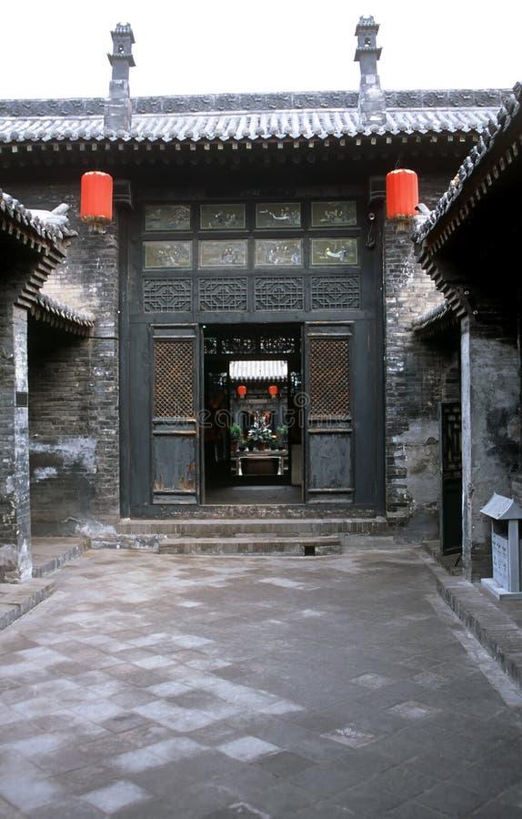 Pingyao, China royalty-vrije stock afbeelding