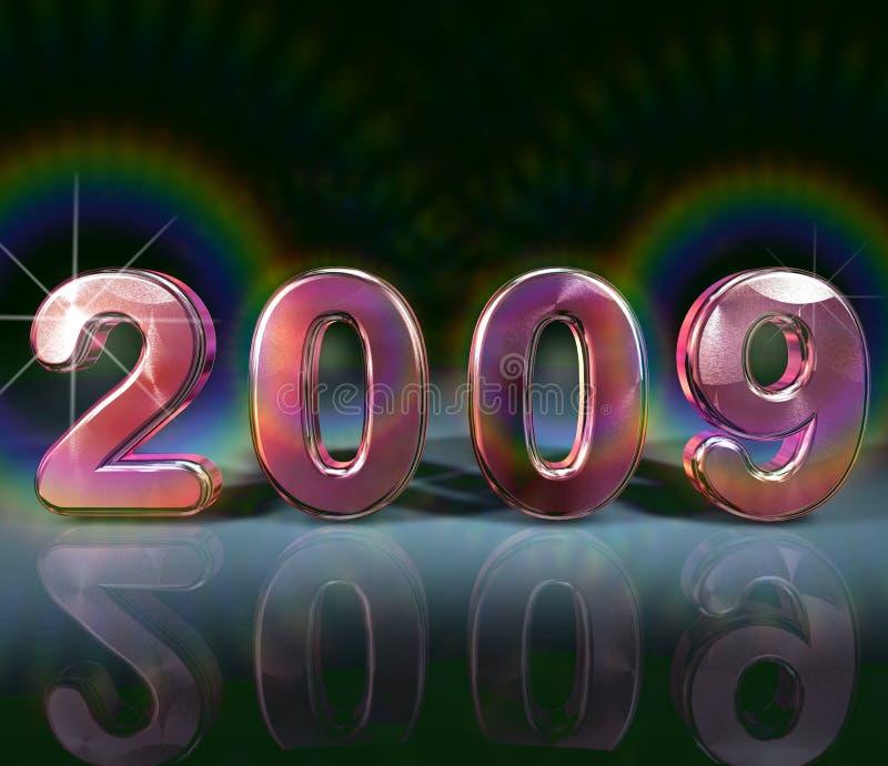 Download Pink 2009 stock illustration. Image of lens, pattern, illustration - 5664088
