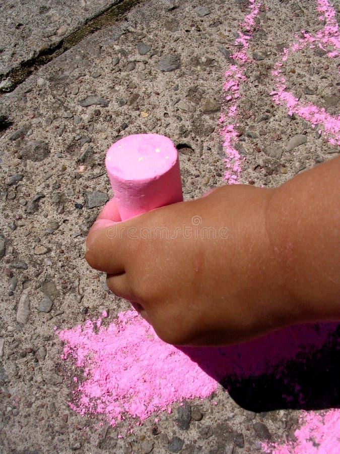 Pink royalty free stock photo