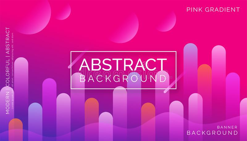 Pink Abstract Backgrounds, Modern Colorful Backgrounds, Dynamic Abstract Backgrounds stock photos