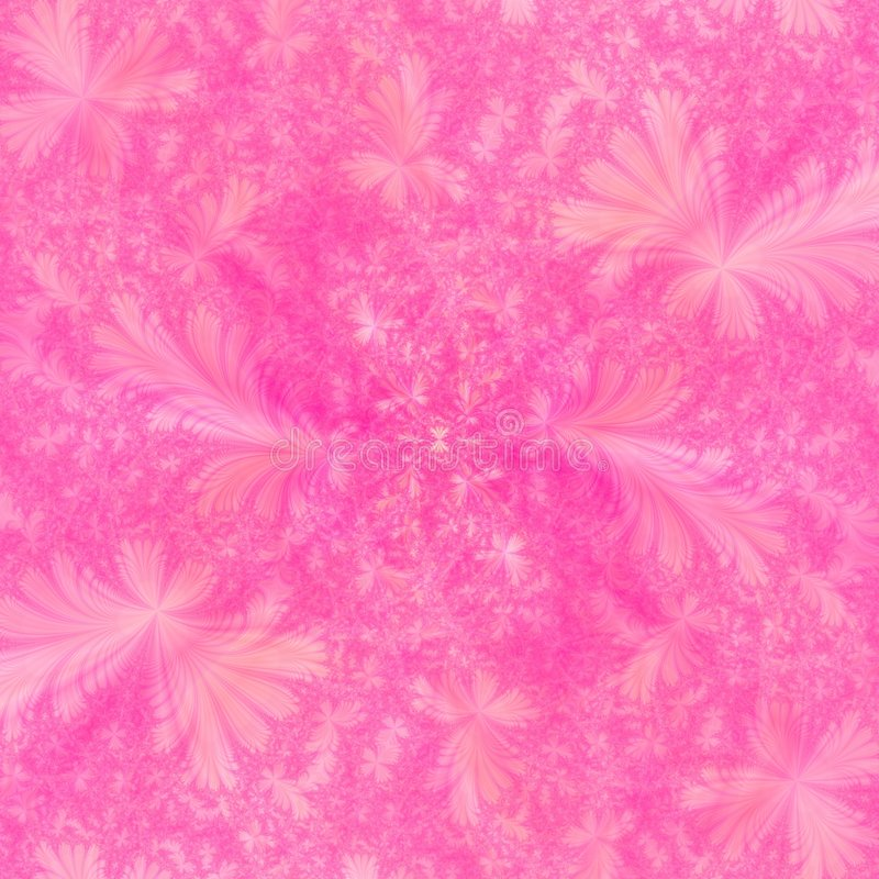Pink Abstract Design Background or Web Wallpaper royalty free illustration