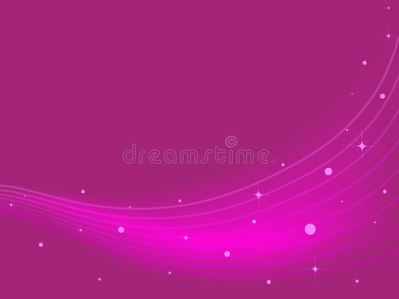 Download Pink Abstract Sparkles stock illustration. Image of sparkle - 5660537