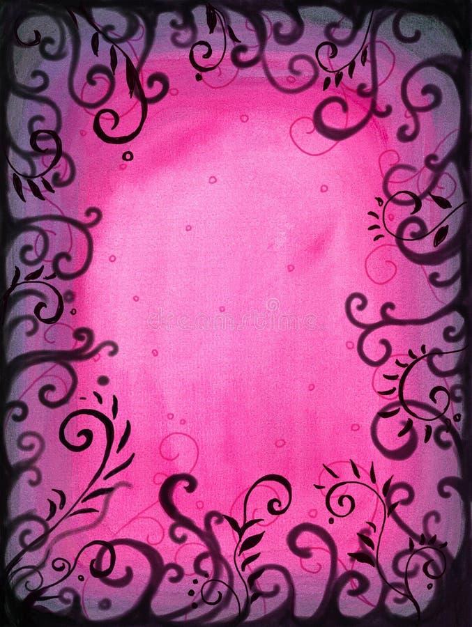 Download Pink background stock illustration. Image of image, waves - 5749903