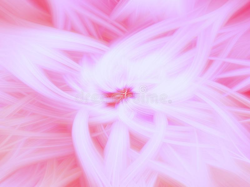 Pink background explosion texture shiny. curl abstract vector illustration