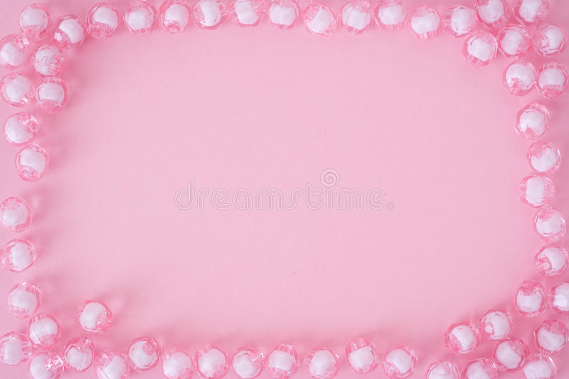 Pink background stock photo. Image of label, decoration ...