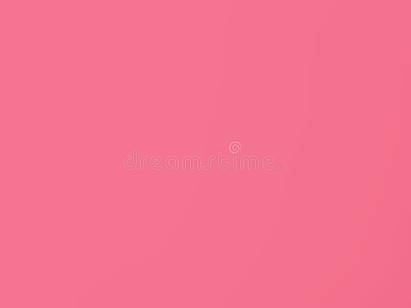 Pink background. Simple style. Illustration. Simple, cute, wallpaper, art, backdrop, modern, style, theme, screen, card, greeting, new, print, template stock photography