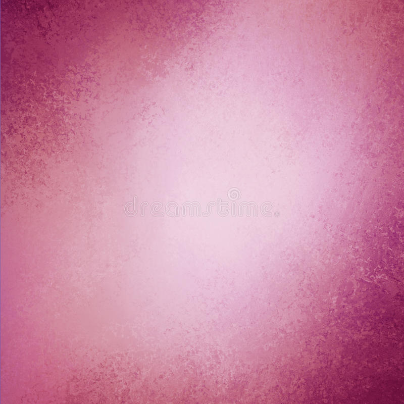 Pink background texture with soft white center and dark border royalty free stock photo
