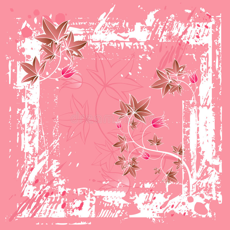 Download Pink background, vector stock vector. Illustration of decorative - 2196689