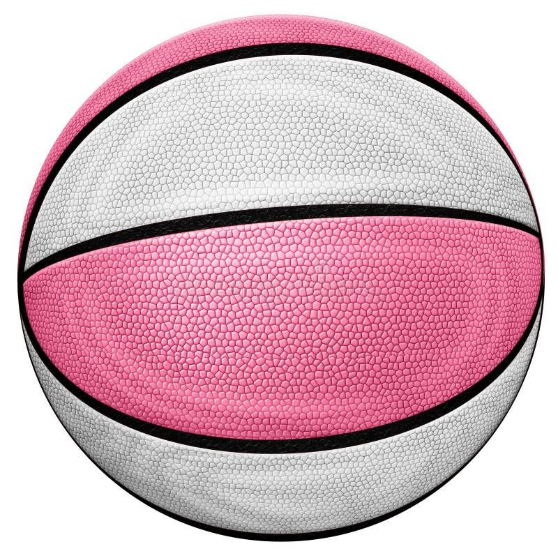 Pink Basketball stock photos