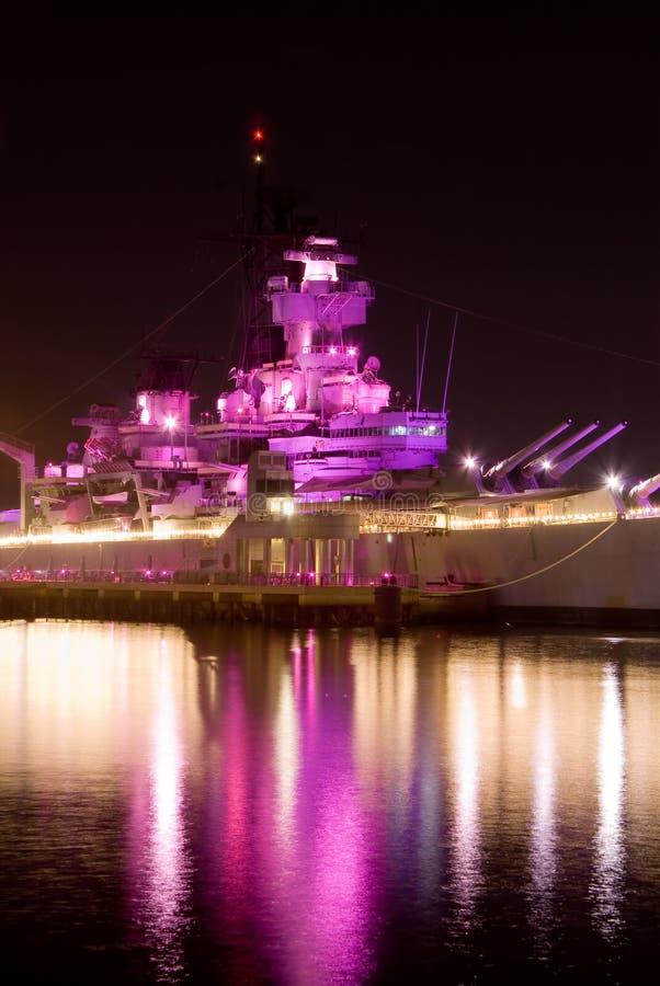 Download Pink Battleship (October) stock image. Image of breast - 6760191