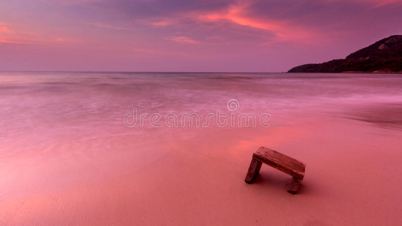 Download Pink Beach Stock Image - Image: 28400611
