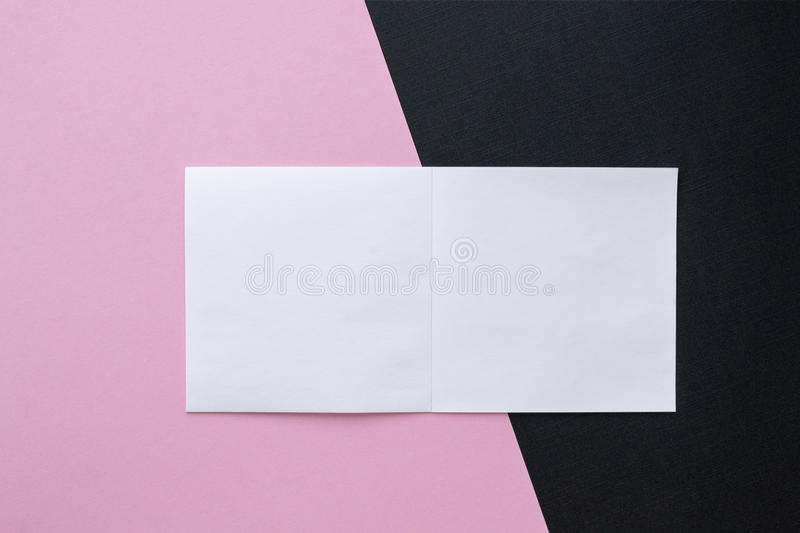 Pink and black textured background with copy space stock photos