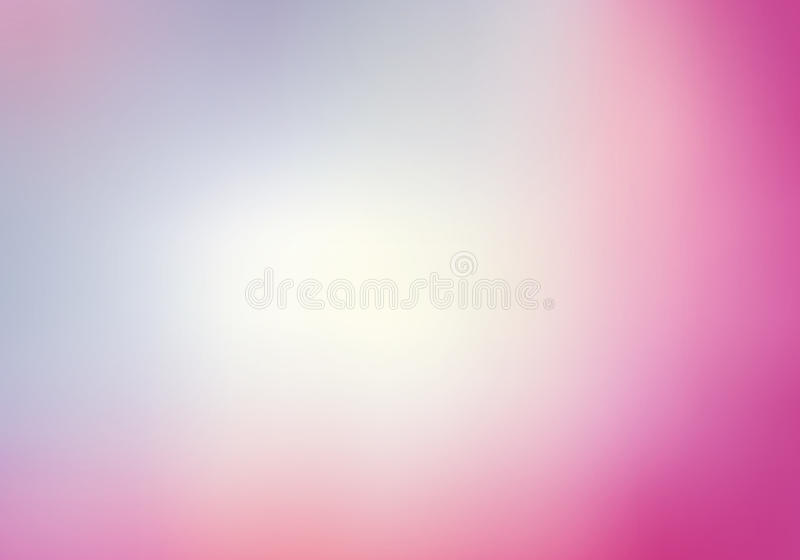 Pink blurred background with light blue. royalty free stock images