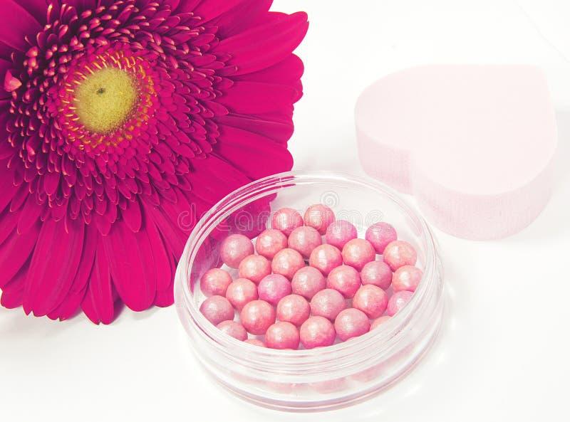 Download Pink Blush In Beads Stock Image - Image: 26127621