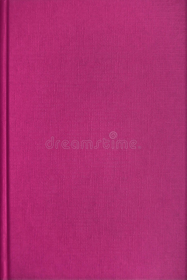 Book Cover Stock Photography ~ Pink book cover stock image