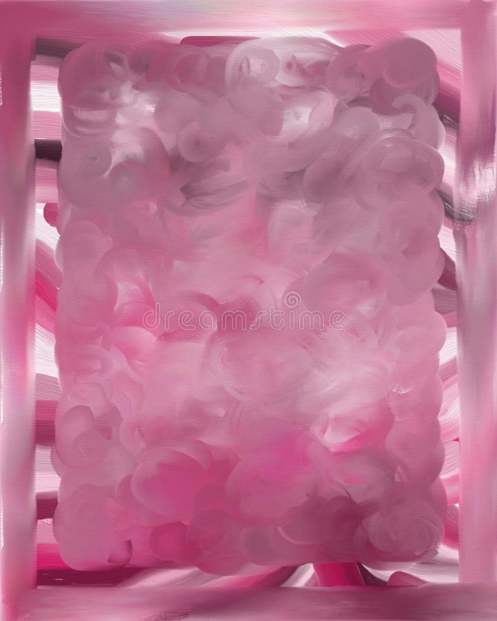 Pink bordered background royalty free stock images