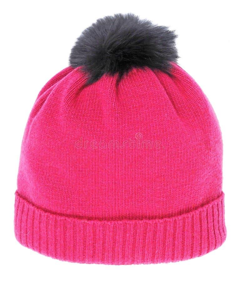 Download Pink cap stock photo. Image of muffler, fall, elegance - 27390538