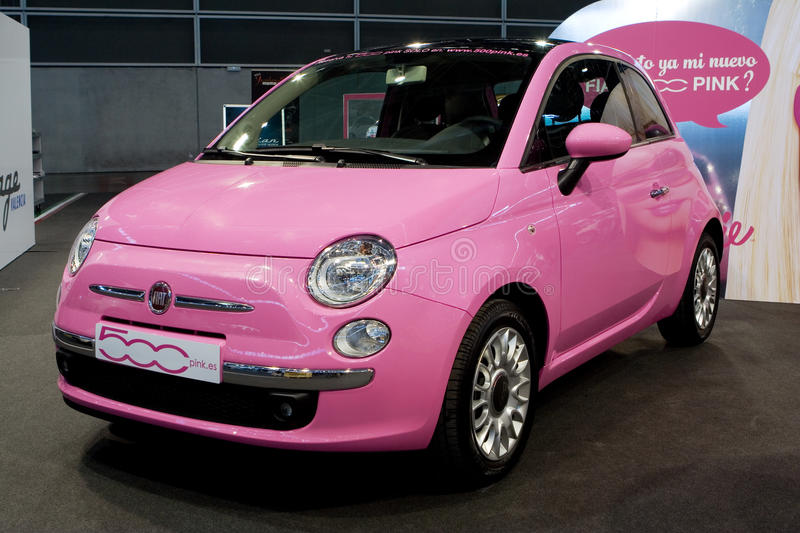 Download Pink Car Editorial Photography - Image: 12126247