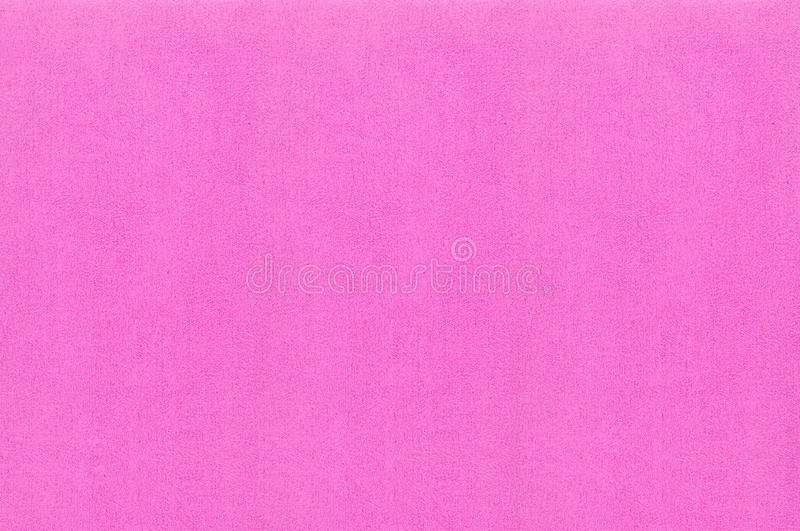 Pink Color Fabric Stock Photo