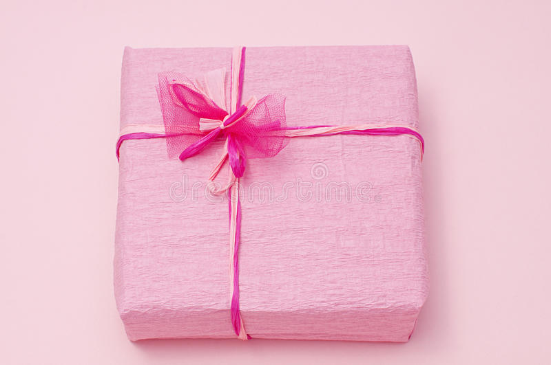 Pink color gift box stock image image of birthday female 26614305 download pink color gift box stock image image of birthday female 26614305 negle Images