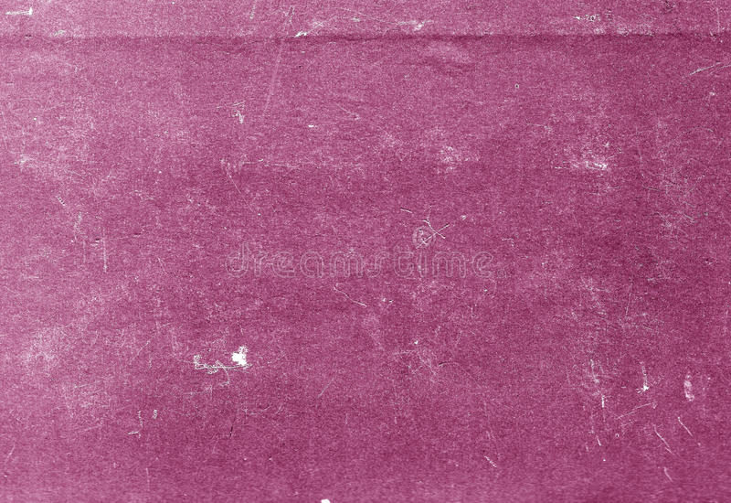 pink color scratched paper texture. stock images