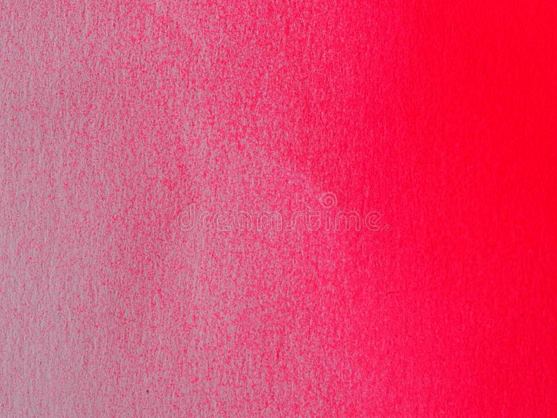 Pink color Spray Paint on crumpled white paper for background. Pink color Spray Paint on crumpled paper for background royalty free stock photos