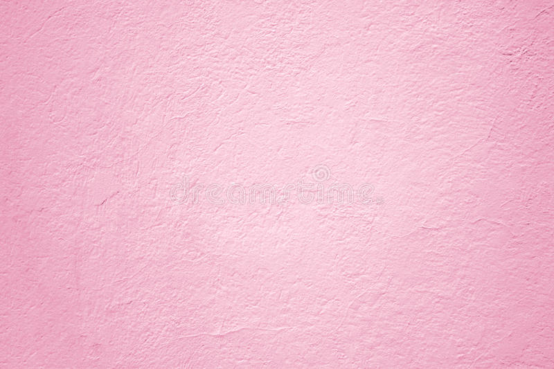 Pink concrete wall, surface texture plaster background for design royalty free stock image