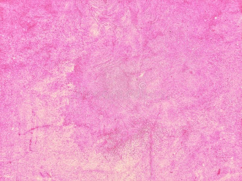 Soft pink Concrete wall texture background royalty free stock image