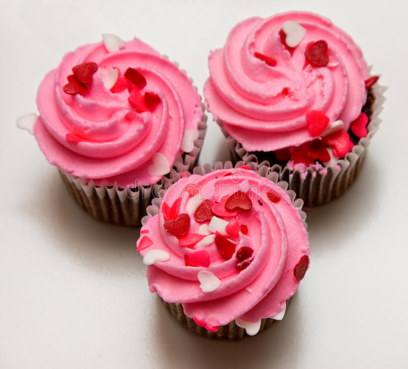 Download Pink Cupcakes Stock Photography - Image: 11306892