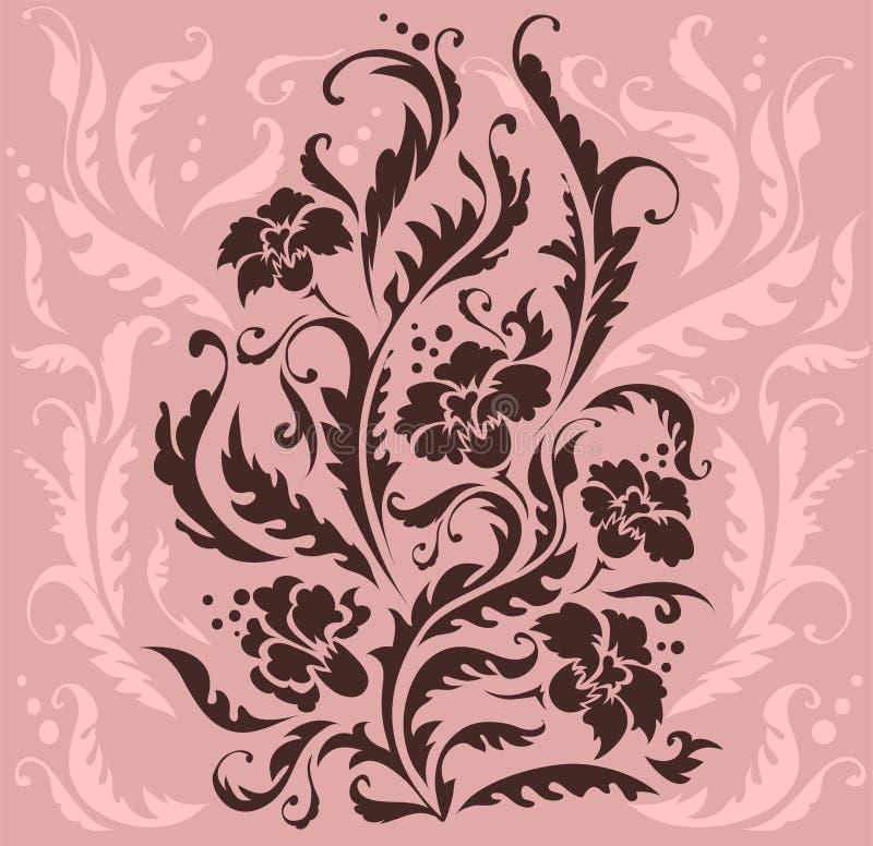 Pink design vector illustration