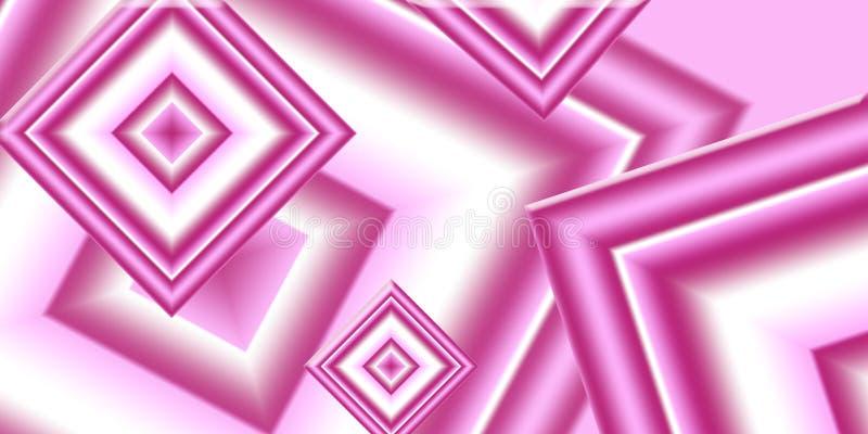 Pink Diamonds Free Stock Image