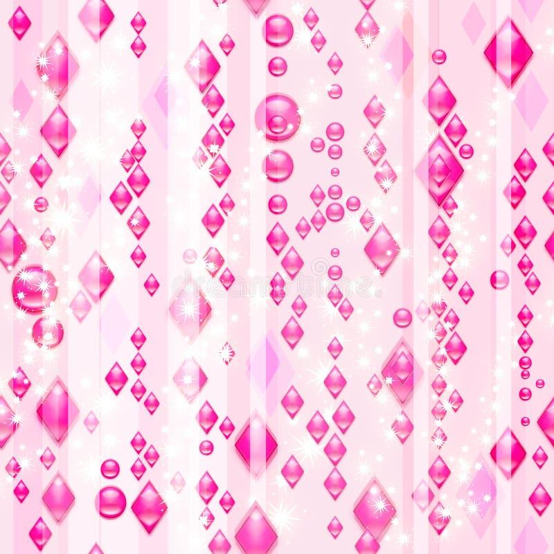 Free Pink Diamonds Stock Image - 7825511