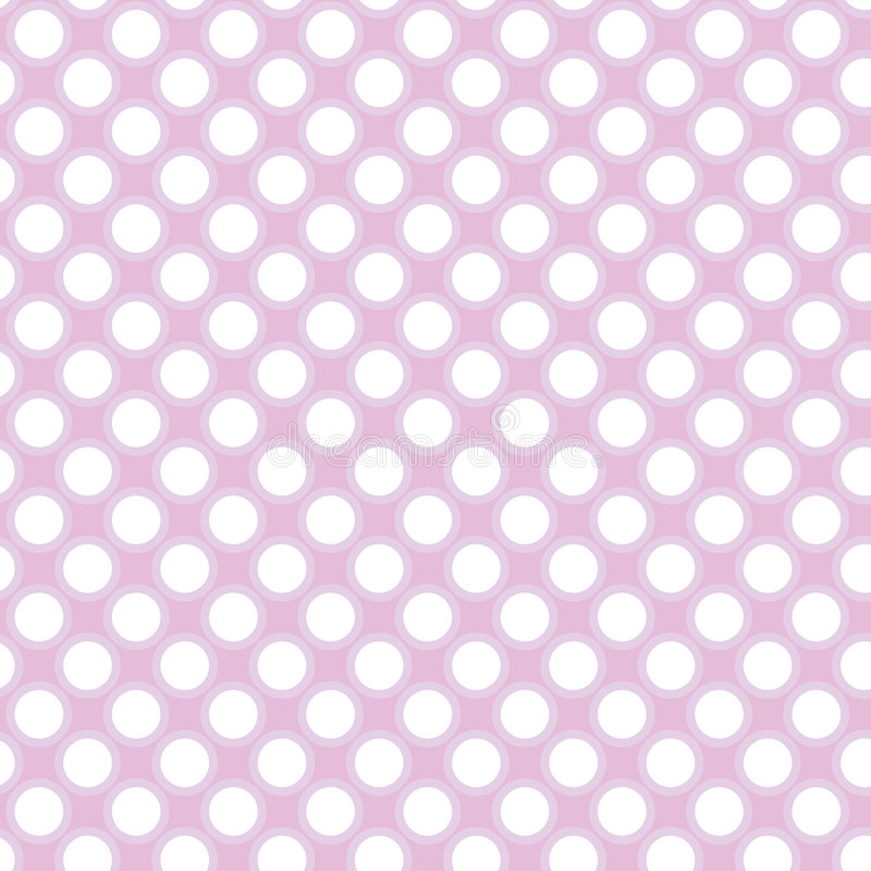Pink Dots Royalty Free Stock Photography