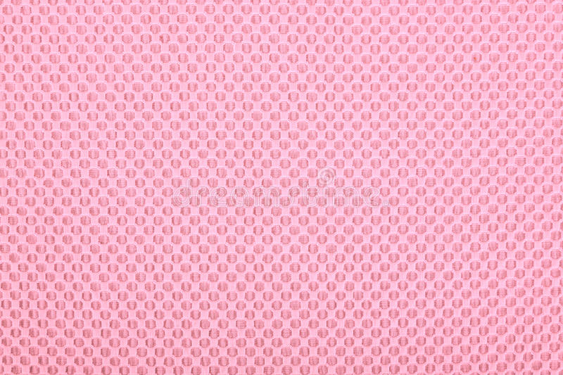 Download Pink Fabric With Dots, Background. Stock Image - Image of linen, texture: 35613953