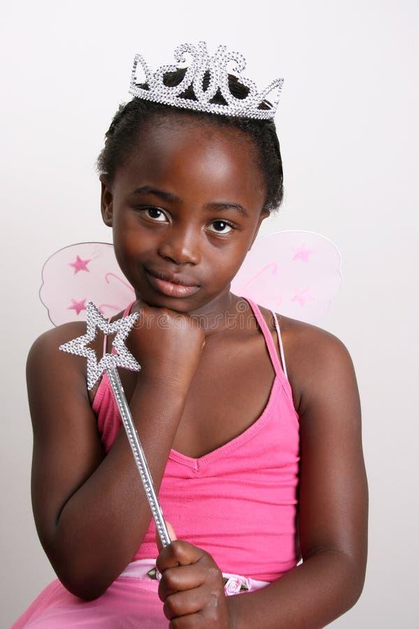 Pink Fairy Stock Photo