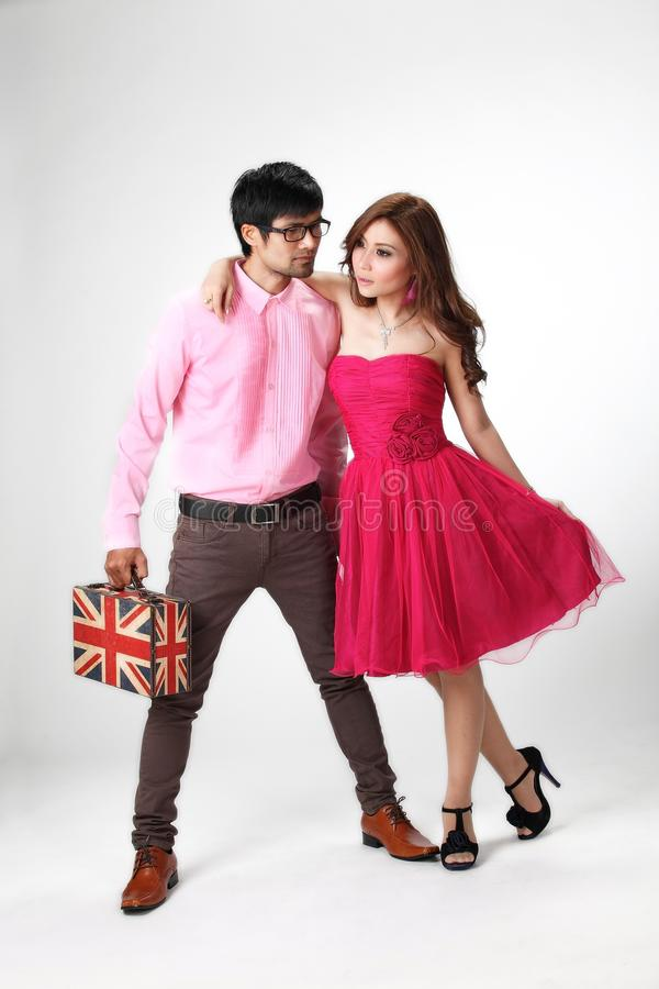 Pink, Fashion Model, Shoulder, Fashion stock image