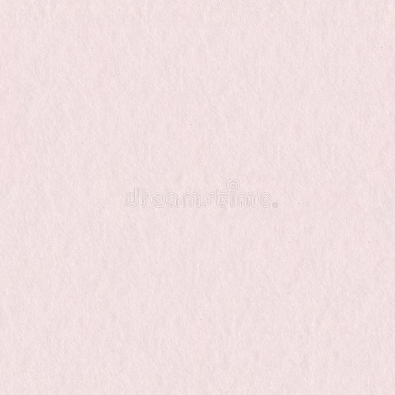 Pink felt. Texture. Seamless square background, tile ready. High resolution photo stock image