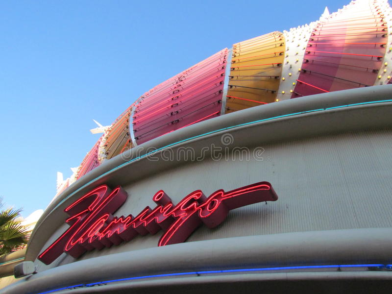 Download Pink Flamingo Hotel And Resort Editorial Image - Image: 20061195