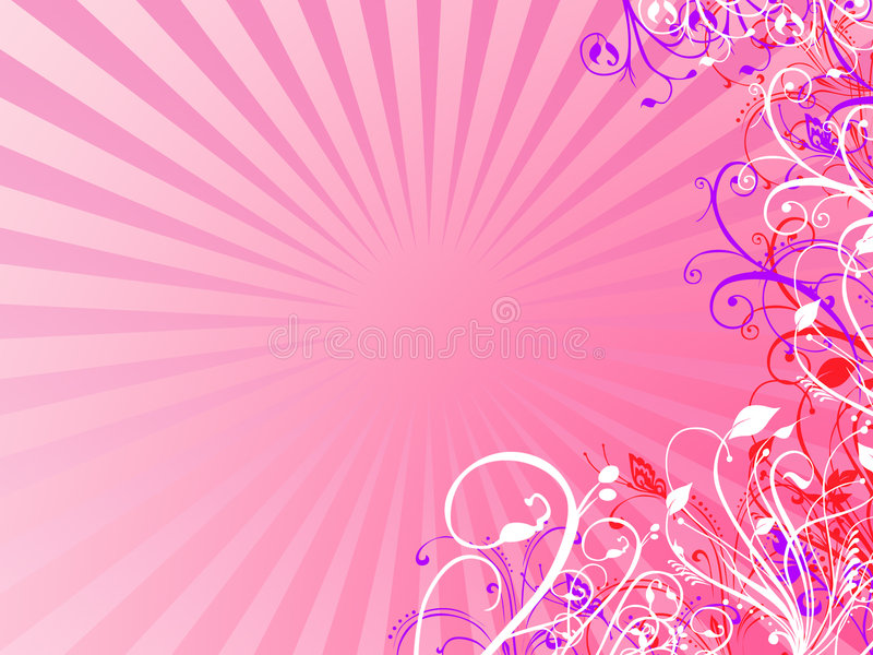 Download Pink Floral Background Stock Photos - Image: 5581813