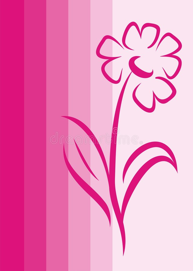 Free Pink Flower Royalty Free Stock Photos - 2796808
