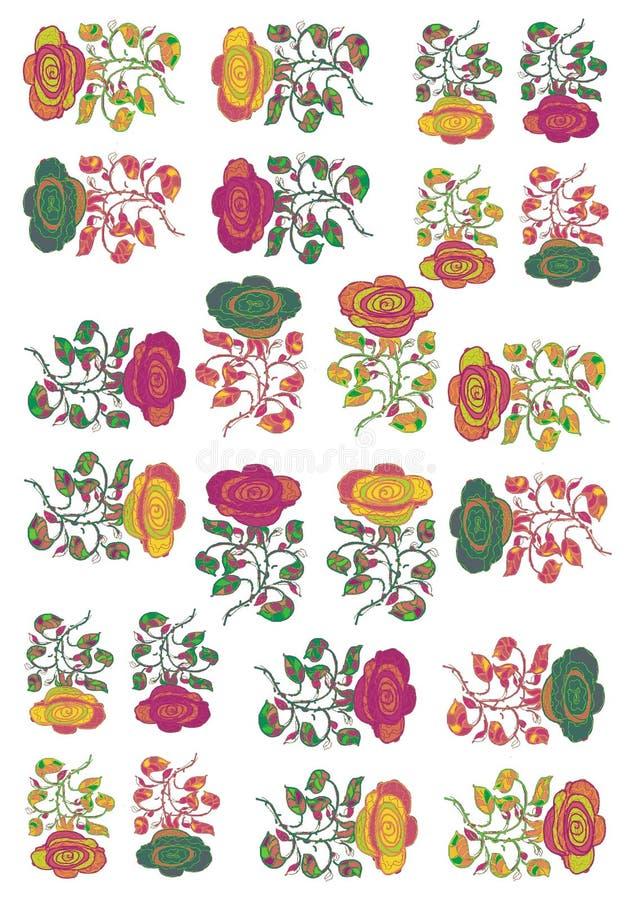 Pink, Flower, Flora, Pattern stock photography