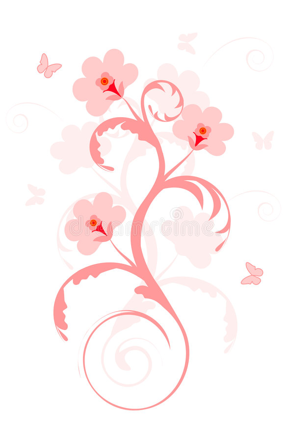 Free Pink Flowers Stock Image - 9148071