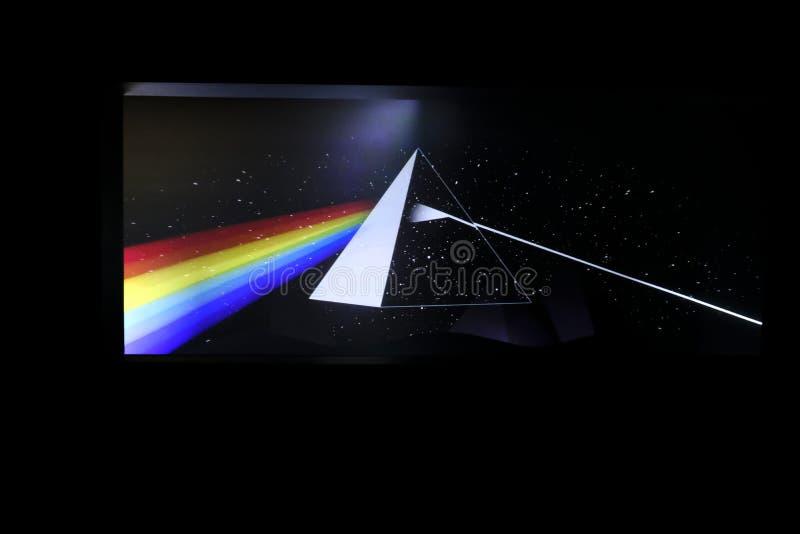 Pink Floyd: Deras dödliga rest arkivfoton