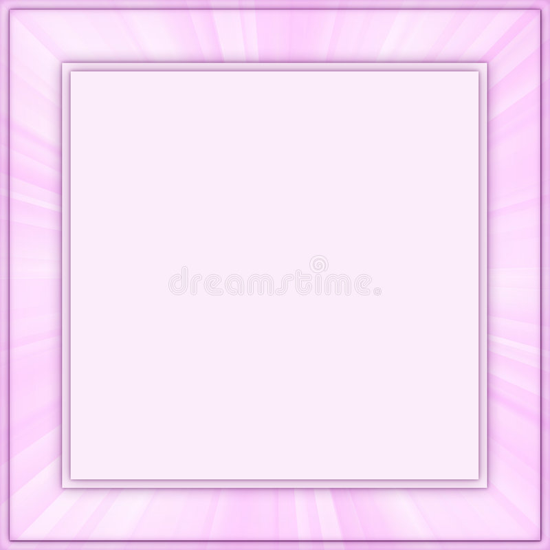 Free Pink Frame Royalty Free Stock Photography - 4891157