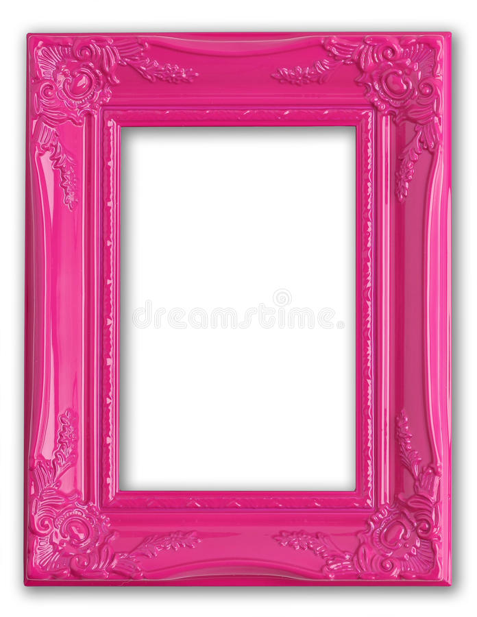 Free Pink Frame Royalty Free Stock Photos - 9383388