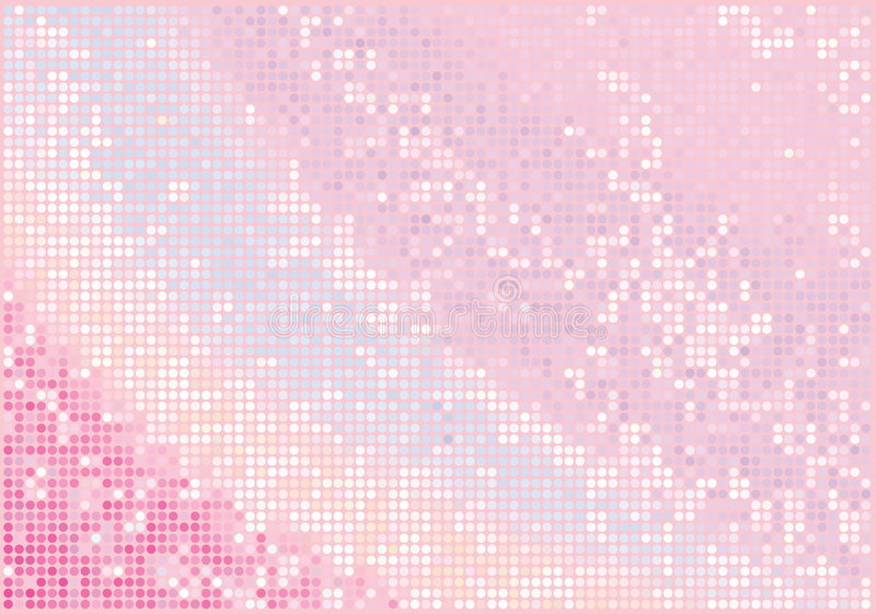 Pink Glamour Background Royalty Free Stock Images