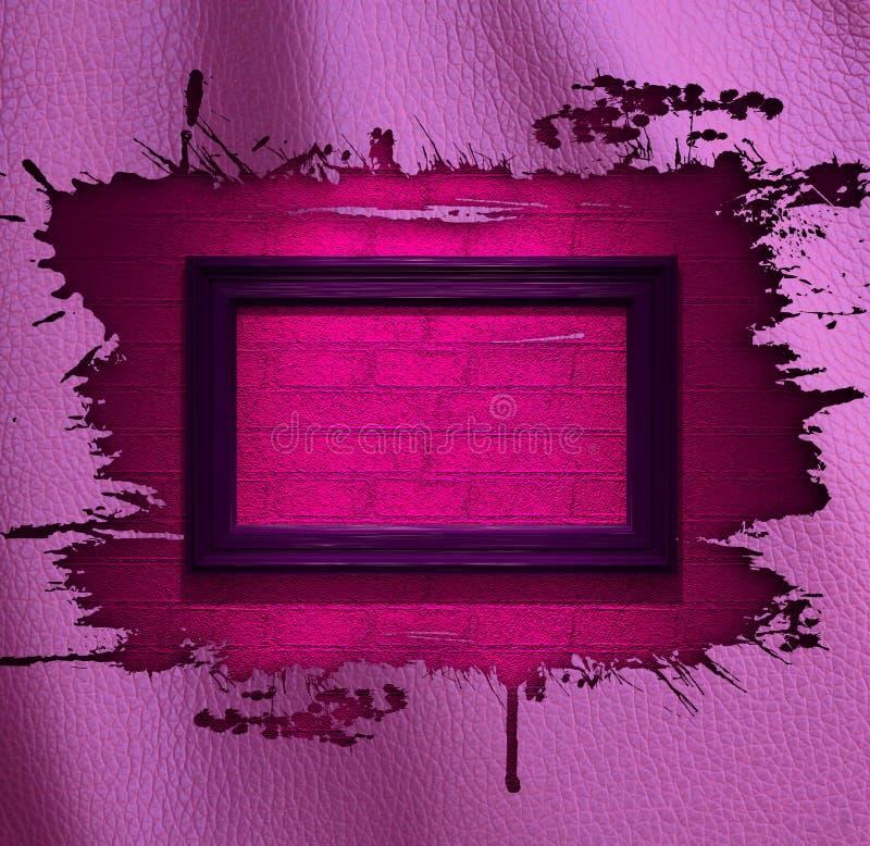 Download Pink Glamour Leather Background Stock Illustration - Illustration: 15646851
